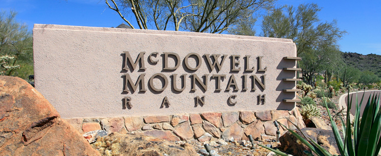 Mcdowell Mountain Ranch Homes For Sale Mcdowell Mountain